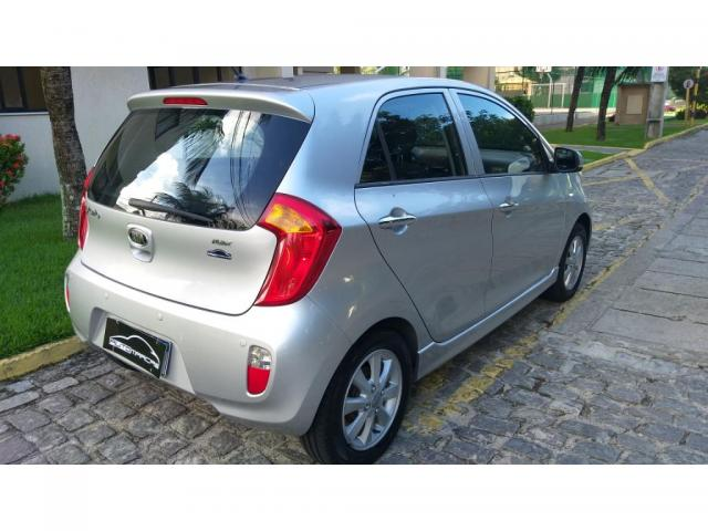 Kia Motors Picanto EX 1.0 Flex Aut - Foto 6