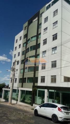 Apartamento à venda com 3 dormitórios em Ana lúcia, Sabará cod:37760