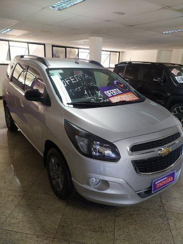 Gm - Chevrolet Spin Advantage 1.8 8V Econo.Flex 5p Aut