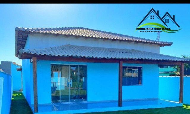 01- Linda Casa em Condomínio, 2 Quartos com piscina / Região dos Lagos - Foto 11