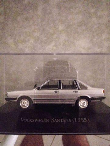 Miniatura Volkswagen Santana. - Foto 2