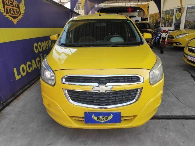 Spin lt 1.8 automatica, ex taxi completa, gnv, aprovação já, s/compr renda, 1° parc 90dias - Foto 10
