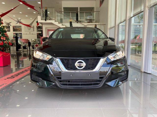 Nissan Versa Sense 1.6 CVT completo 2021!!!( me chama no zap) - Foto 8