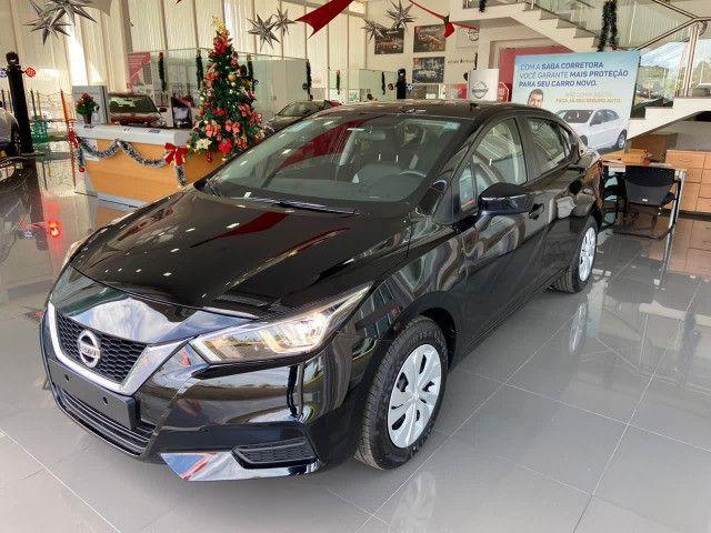 Nissan Versa Sense 1.6 CVT completo 2021!!!( me chama no zap) - Foto 3