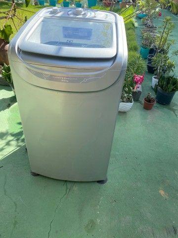 Maquila lavar roupas Eletrolux