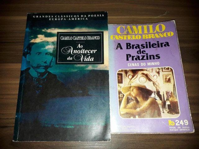 Camilo Castelo Branco 2 livros