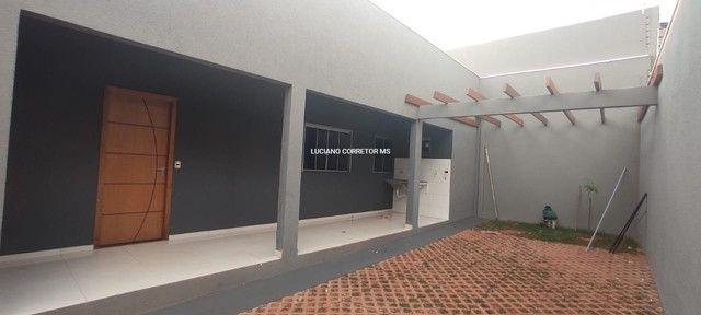 CAMPO GRANDE - Casa Padrão - Residencial Betaville