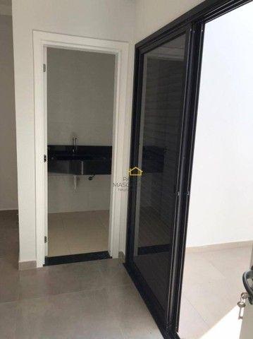 Linda casa de 3 dormitórios sendo 1 suíte no Villagio Ipanema - Foto 17
