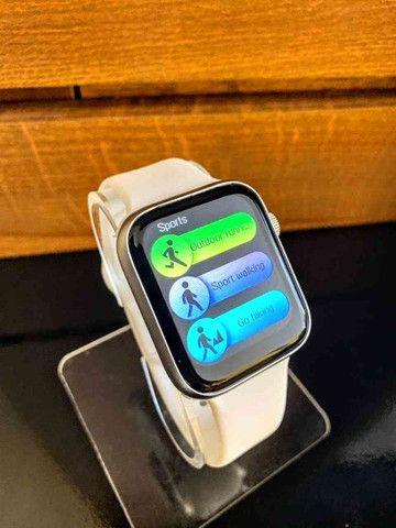 Relógio Smartwatch AK76 PRO 2021 + Frete GRÁTIS - RDO - Foto 5