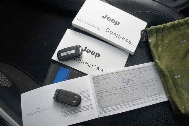 Jeep Compass 2.0 16v Flex Longitude Automático 2020 32.900 Km - Foto 9