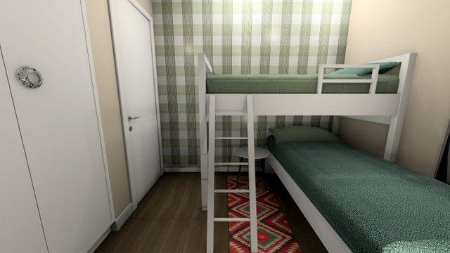 Oportunidade seu imóvel - Apartamentos geminados com 2 quartos no Paese - Itapoá/SC - Foto 5