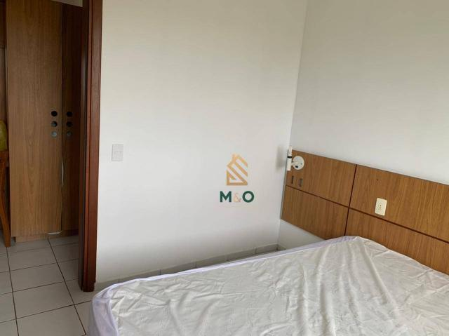 Apartamento com 1 dormitório para alugar, 52 m² por R$ 1.300/mês - Porto das Dunas - Aquir - Foto 13