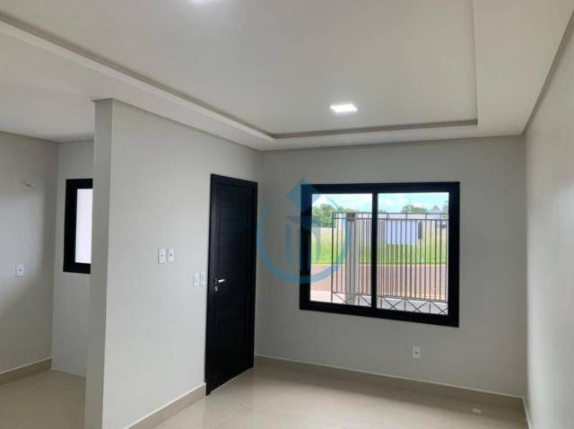 Casa com 2 dormitório à venda, 64 m² por R$ 225.000 - Sao Caetano - Foz do Iguaçu/PR - Foto 16