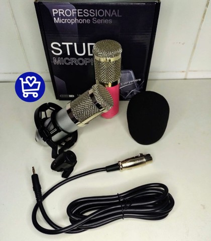 microfone condensador  - Foto 4