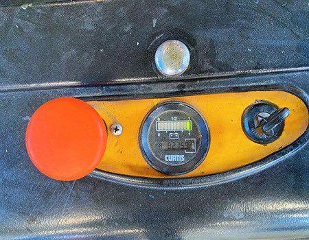 Empilhadeira Elétrica EE 150 - Foto 4