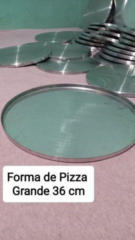 FORMAS DE ALUMINIO PARA PIZZA  - Foto 6