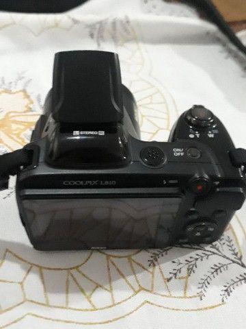 Câmera Fotográfica Nikon Usada - Foto 4