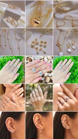 Semi jóias 1 ano de garantia - Foto 6