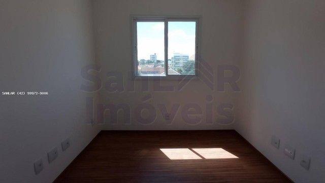 Apartamento para Venda em Ponta Grossa, Jardim Carvalho, 2 dormitórios, 1 suíte, 2 banheir - Foto 13