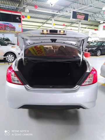 Nissan Versa 1.0S 2016 - Foto 4