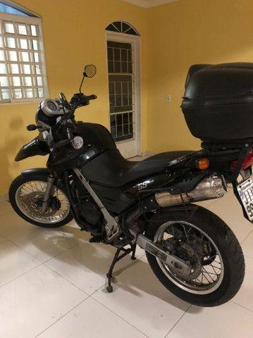Vende-se uma Moto BMW 650gs - Foto 6