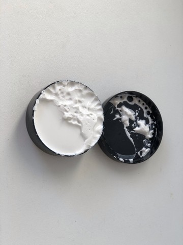 Limpeza para placas de titânio (massa de polir)  - Foto 2
