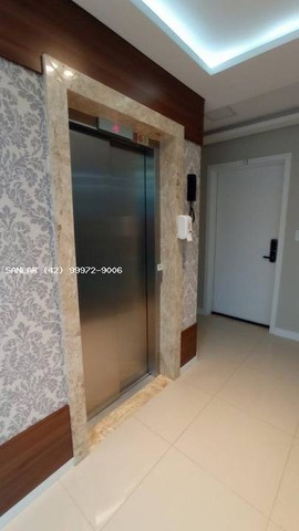 Apartamento para Venda em Ponta Grossa, Jardim Carvalho, 2 dormitórios, 1 suíte, 2 banheir - Foto 7