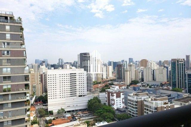 Apartamento com 4 dormitórios na Vila Nova Conceição