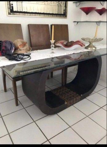 Mesa de 6 lugares sem as cadeiras - Foto 4