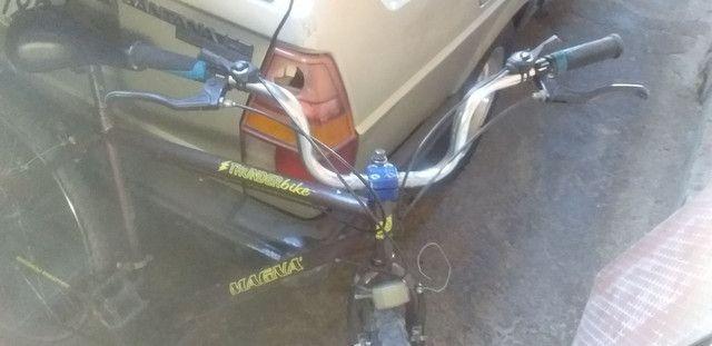 Vendo bike aceito  proposta  - Foto 6