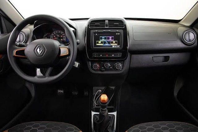 Renault Kwid Outsider 1.0 Flex 12V 5p Mec. - Foto 4