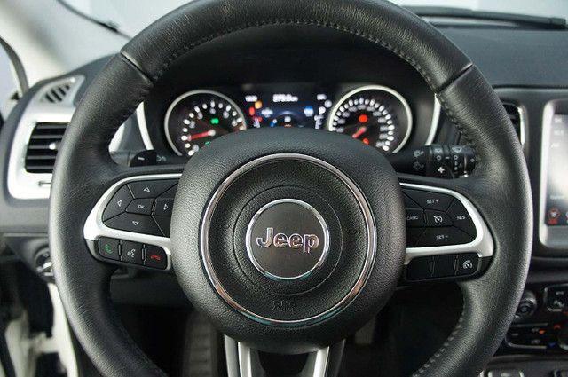 Jeep Compass 2.0 16v Flex Longitude Automático 2020 32.900 Km - Foto 19