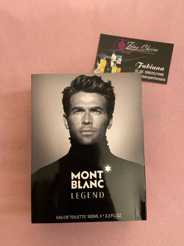 Perfume Montblanc Legend 100 ml - Foto 2