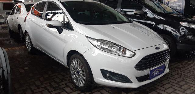 FORD- New Fiesta 1.6 Automático 2014 - Foto 2