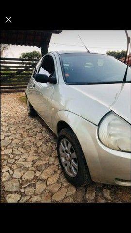 Ford KA 2004 Zetec Rocan - Foto 3