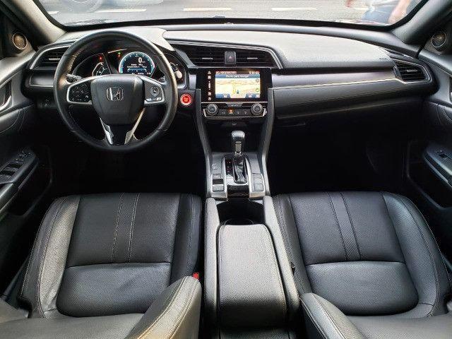 Honda Civic Touring 1.5 Turbo CVT 2017 - Foto 11