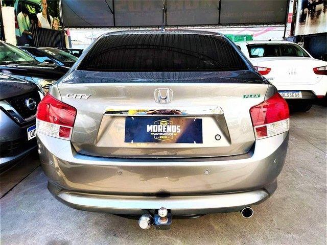 Honda City completo 2010 doc ok com gnv instalado  - Foto 3