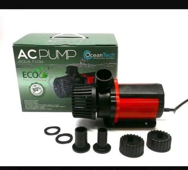AC Pump Bomba Submersa Ocean Tech 3000 l/h 28w - Foto 5