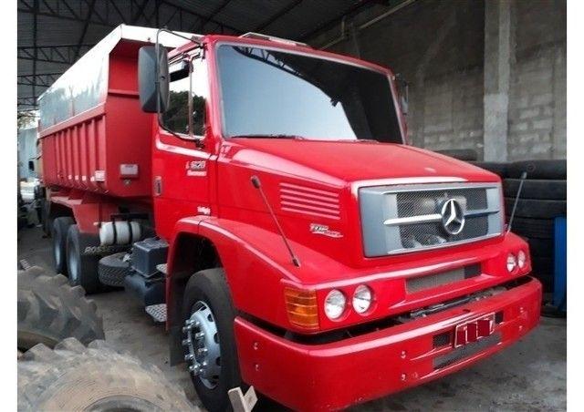 Caminhão 1620 Truck
