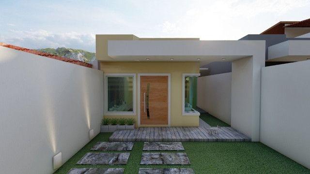 CAR#(SP3001) Ótimo acabamento. Casa Nova são Pedro com 3 quartos - Foto 15