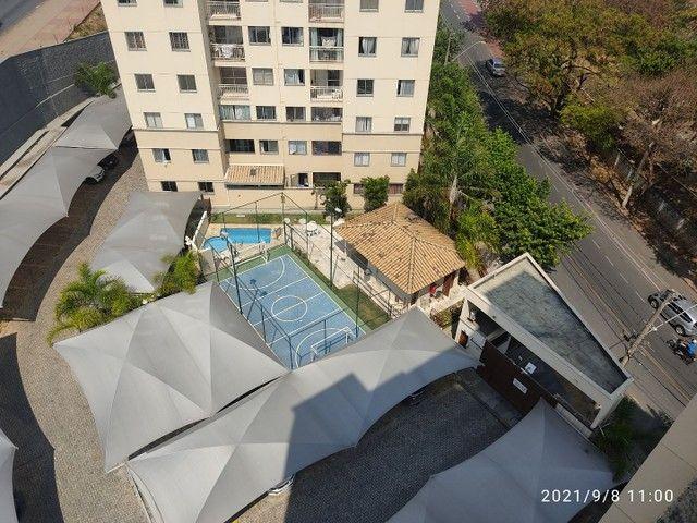 Apartamento 2 Quartos Varanda 1 Vaga, Elevador, Santa Branca - Foto 4