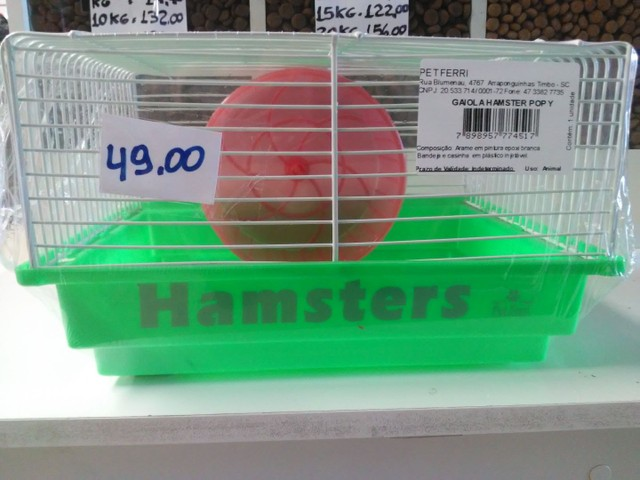 Gaiolas para Hamester - Foto 2