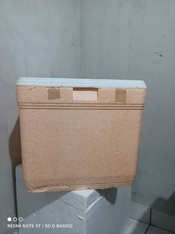 Caixa de isopor  - Foto 6