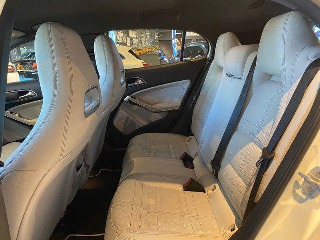 Mercedes-Benz GLA 200 1.6 Advance 2016/2016 Bancos interior bege ,Configuração Linda - Foto 13