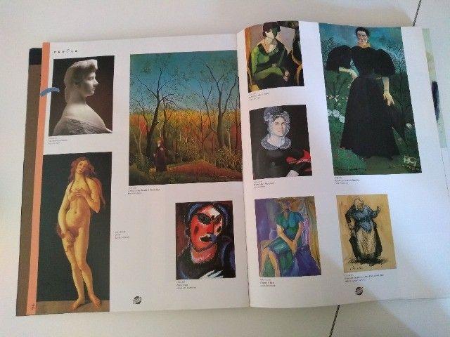 Livro Fine Art 2 - História da Arte (Super Stock) - Foto 4