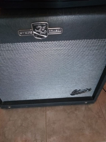 Cubo amplificado BX 200A staner