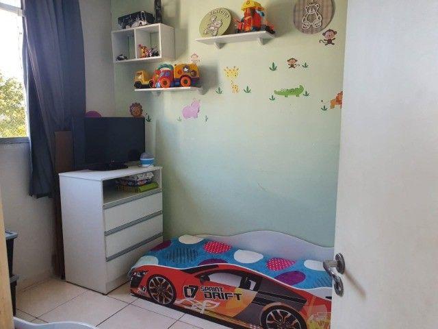 Cod>3198 Apartamento, a venda, 2 quartos, 1 vaga garagem coberta no São João Batista - Foto 13