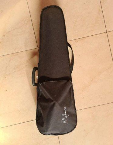 Violino Barth 4/4 com caixa e suporte de violino. - Foto 3