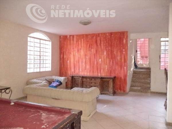 Casa à venda com 4 dormitórios em Braúnas, Belo horizonte cod:545923
