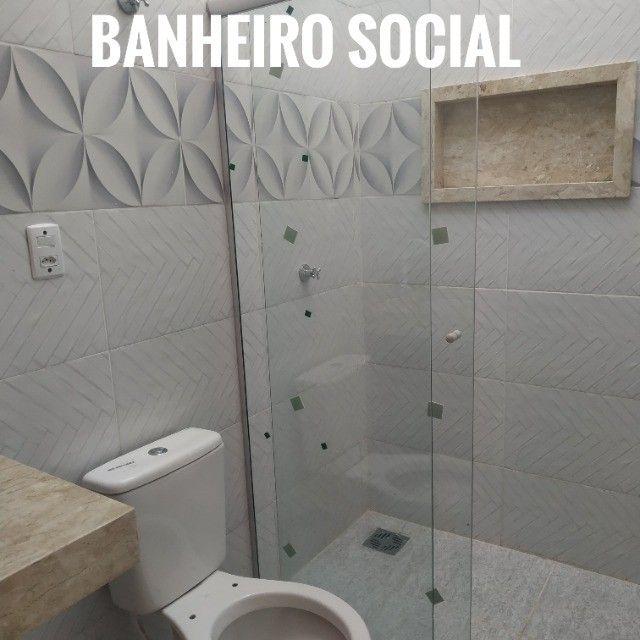 Casa no Itamaracá de 3 quartos com suíte de 18 metros - Foto 10
